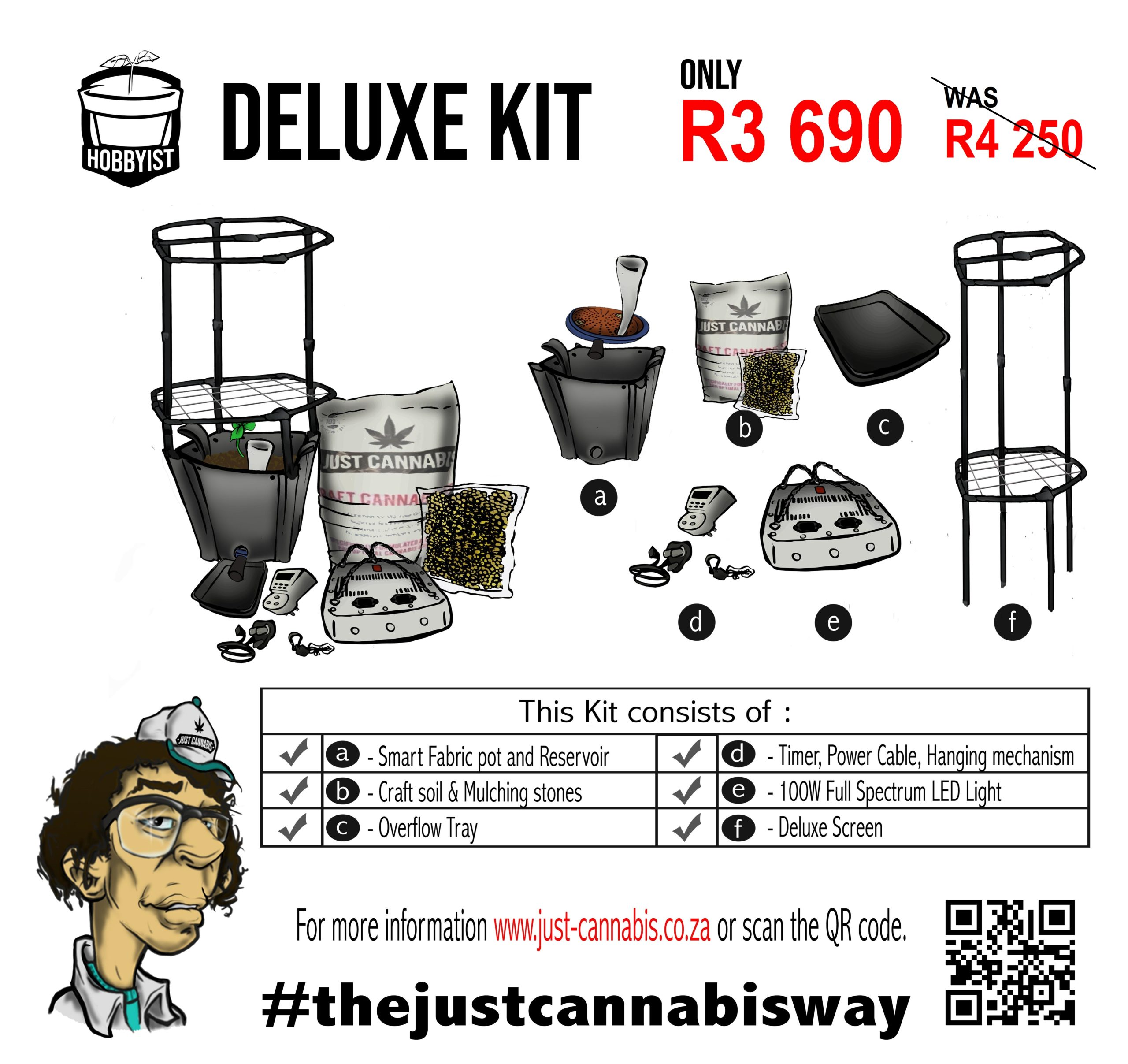 Hobbyist Deluxe Kit