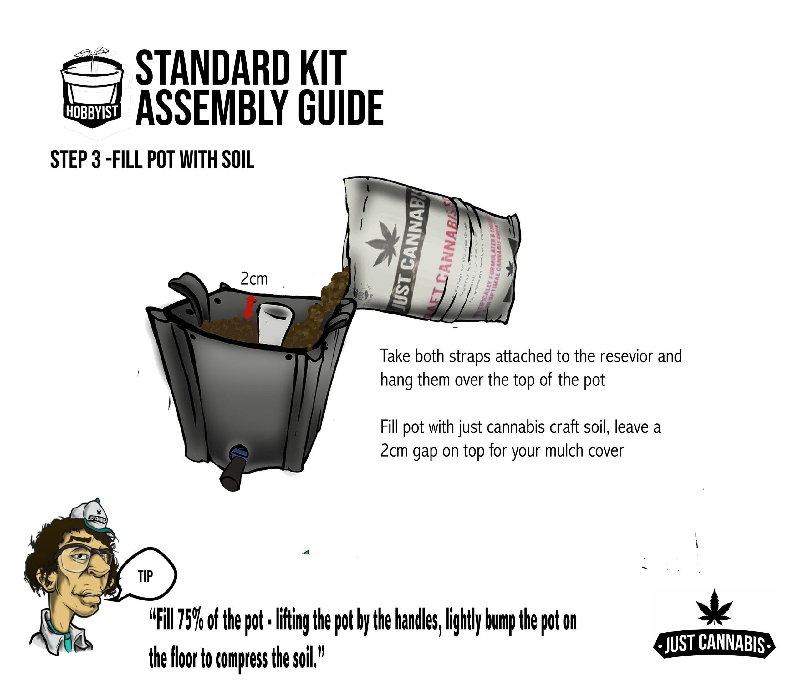 instruc page 3standardkit