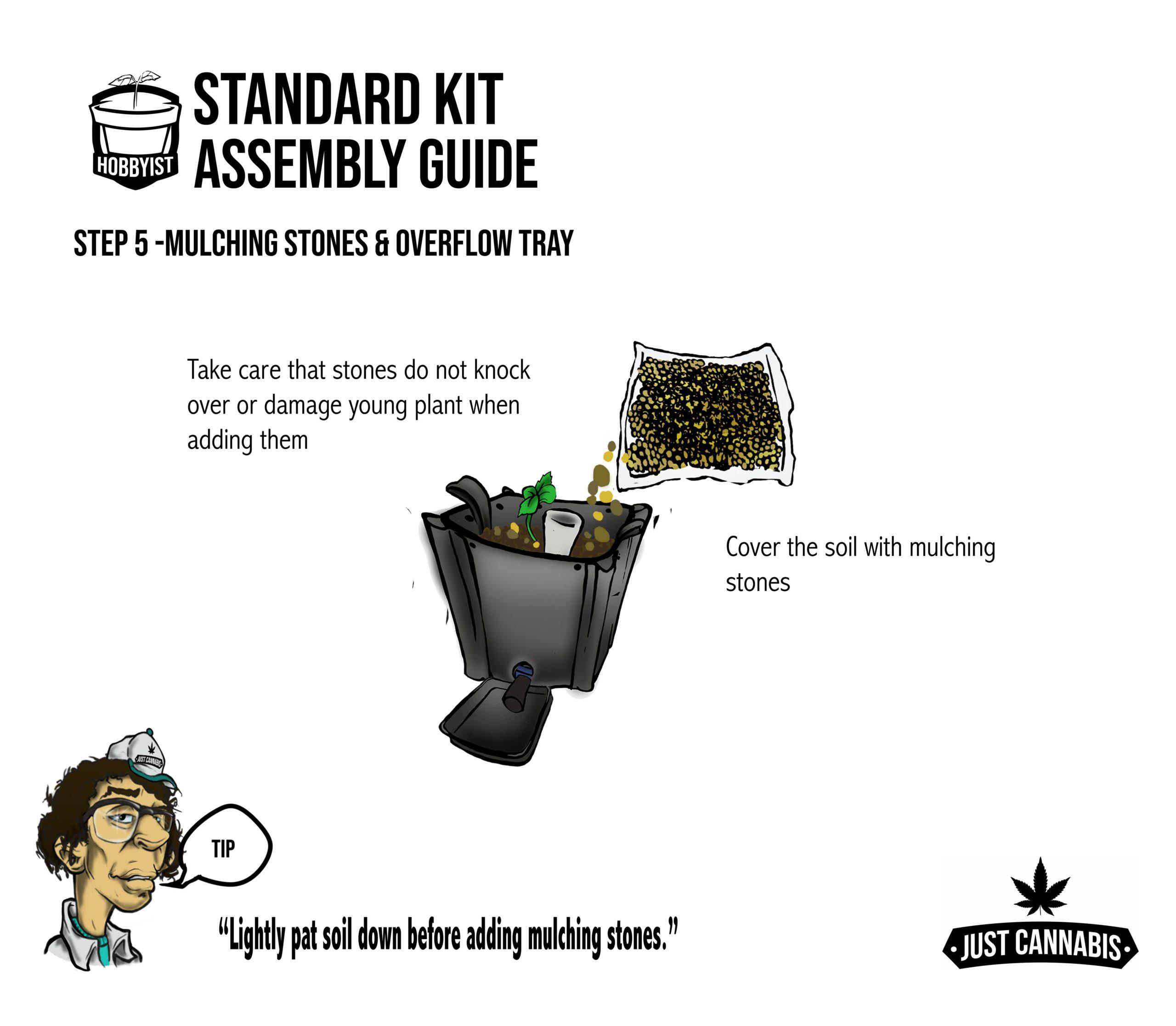 instruc page 5standardkit