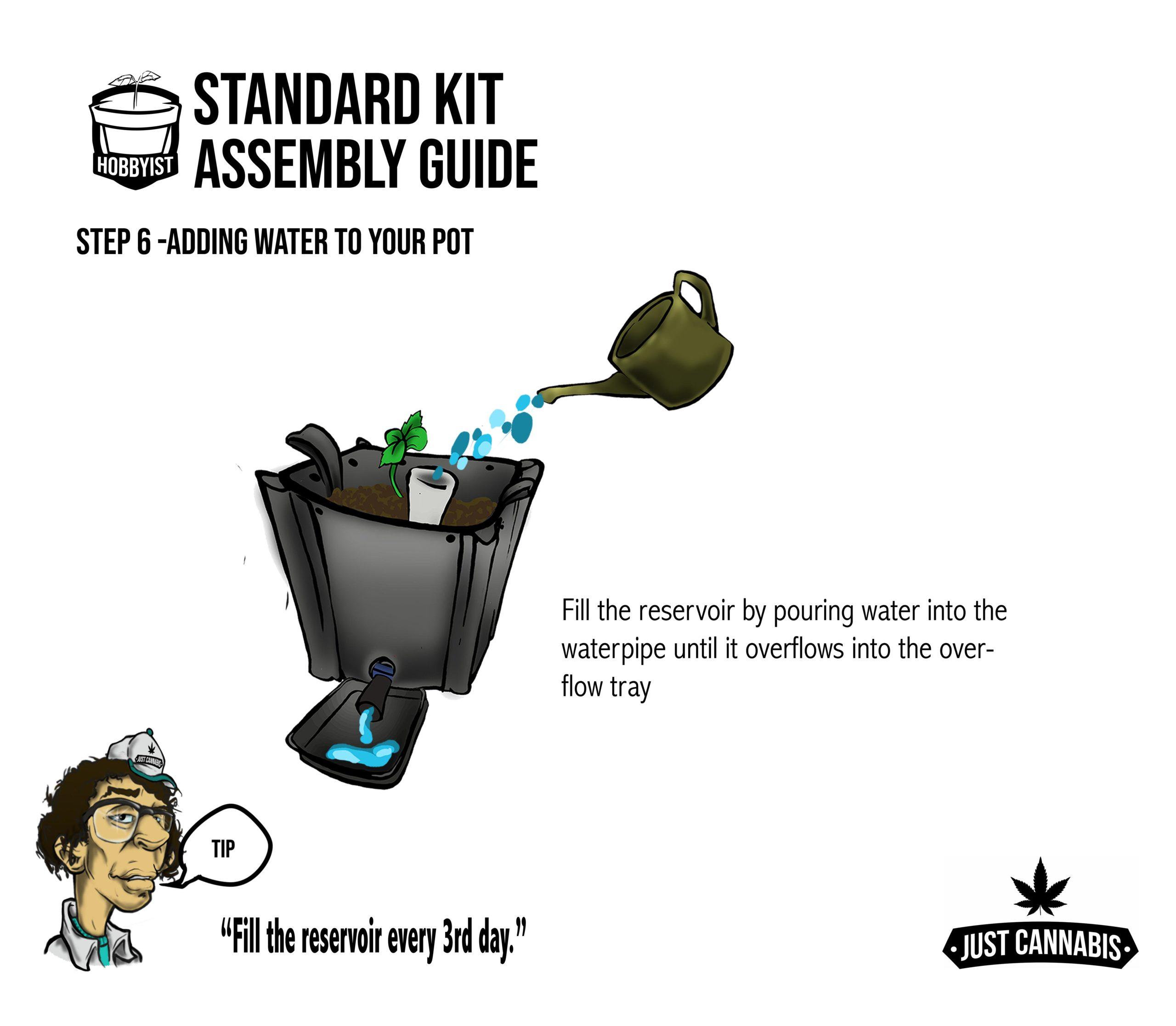 instruc page 6standardkit