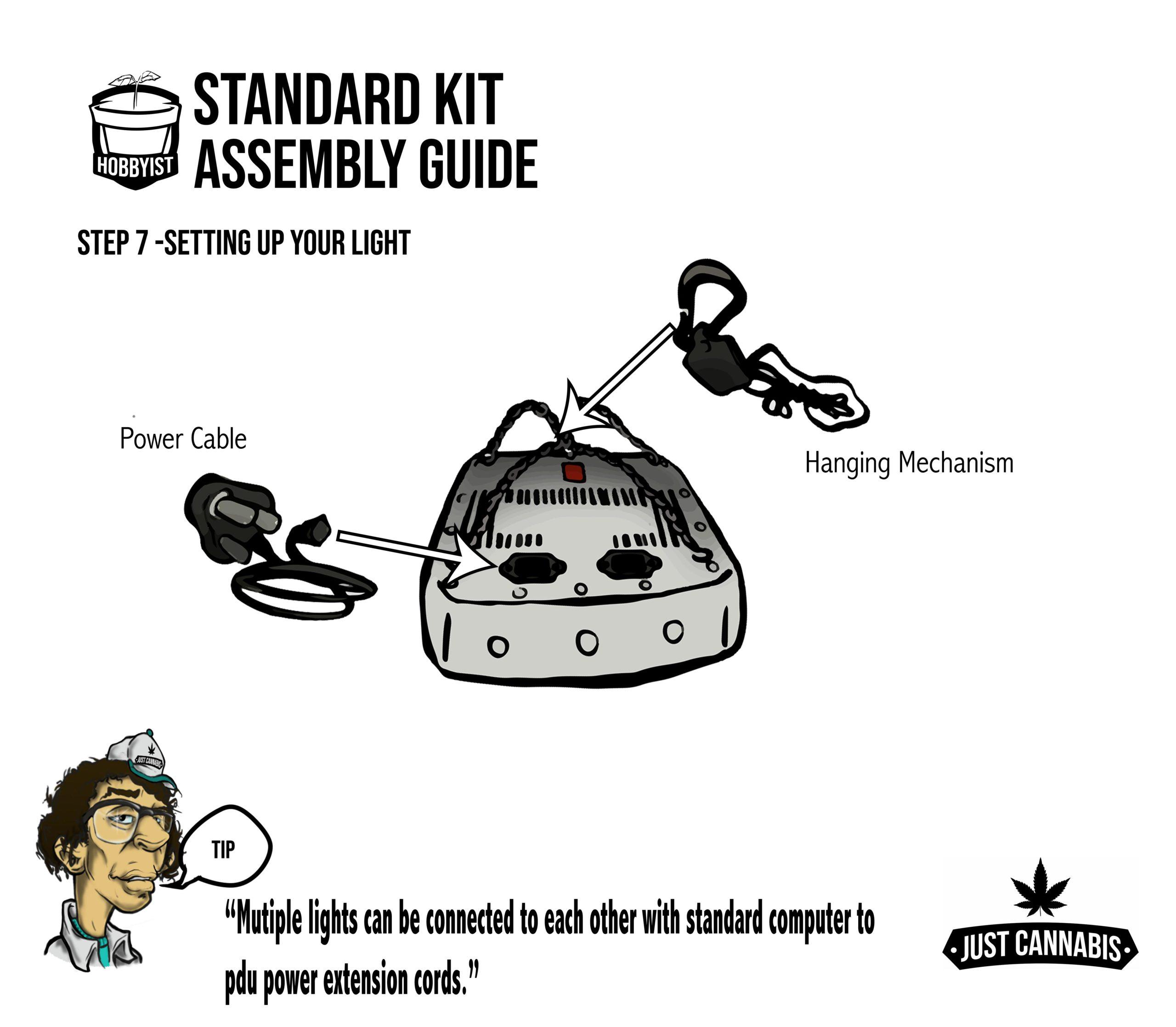 instruc page 7standardkit