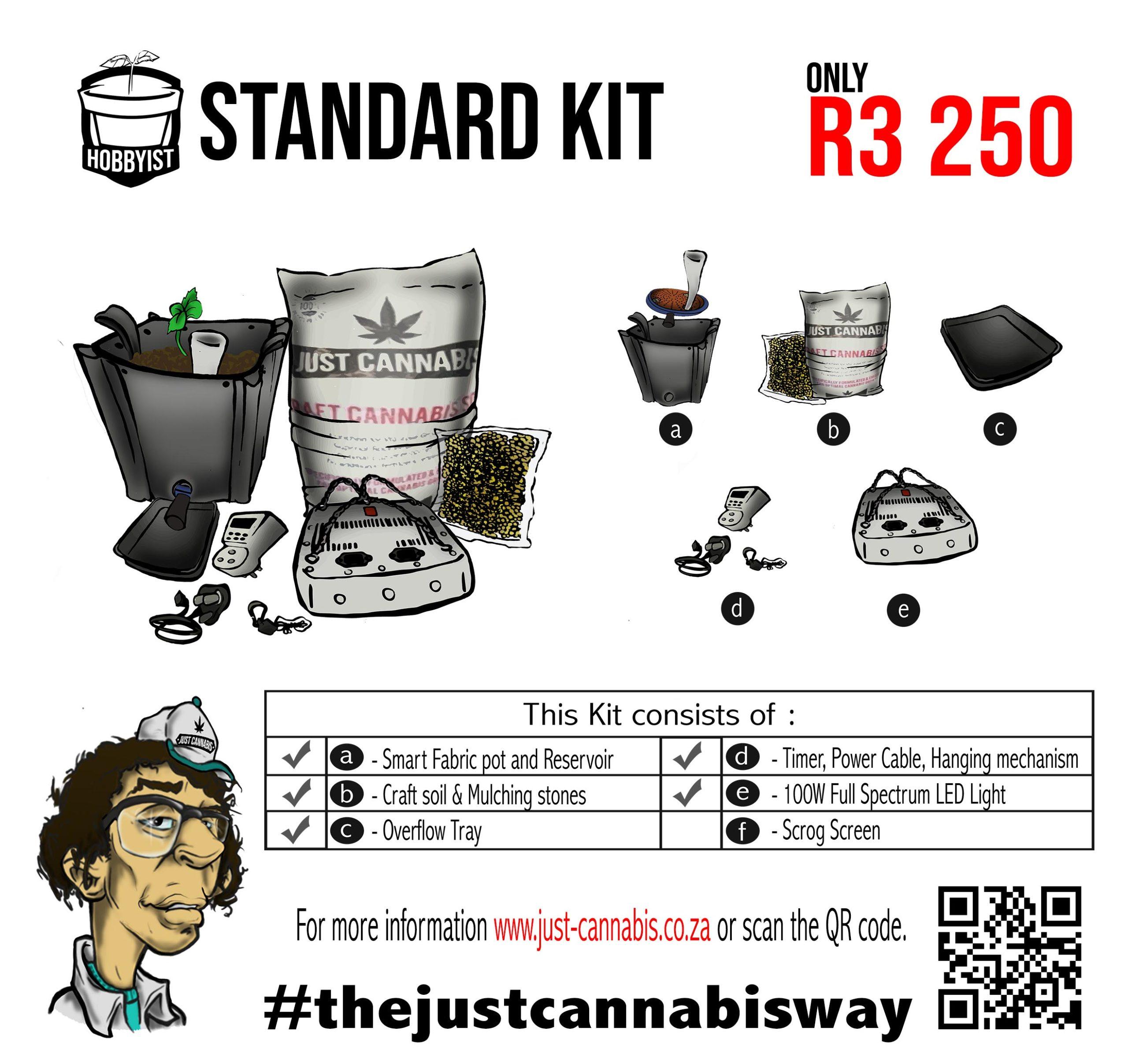 Hobbyist Standard Kit