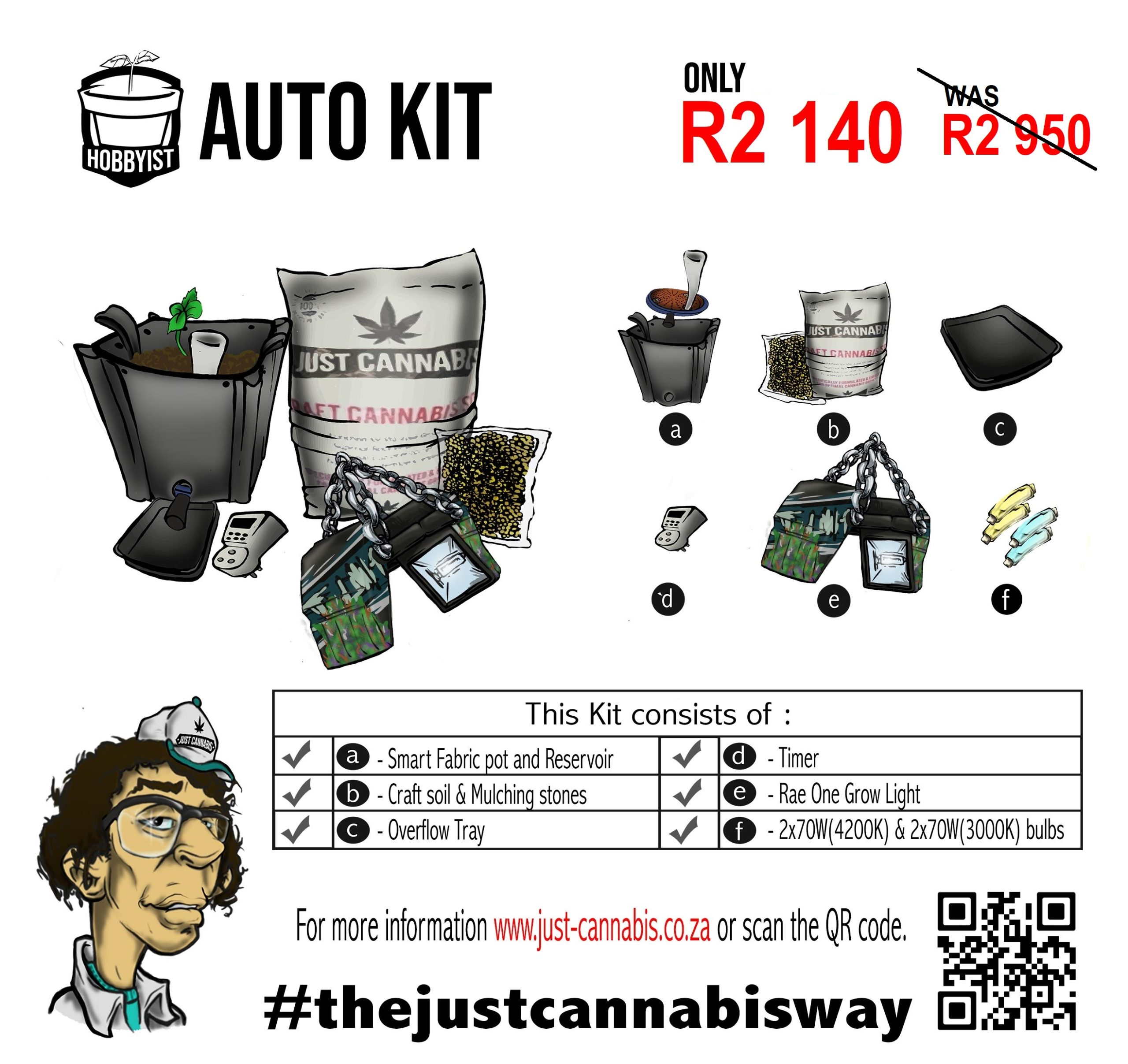 Hobbyist Auto Kit
